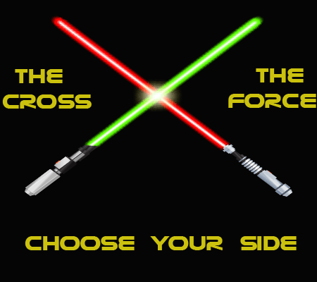 The Cross or The Force.