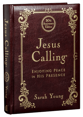 Jesus Calling 10th Edition